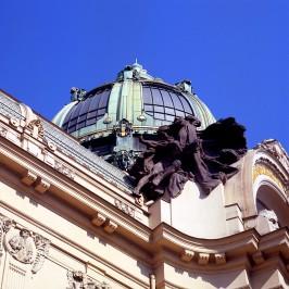 Government Building, Prague